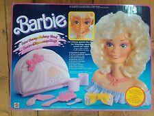 BARBIE - COLOR CHANGE MAKE UP HEAD - MATTEL - 1988