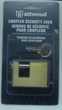 Attwood 12044-6 Hitch Lock with Key 3870