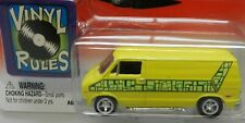 RECORD YELLOW D-150 VAN 1976 DISCO D150 BOOGIE DODGE BOYS MOPAR JOHNNY LIGHTNING