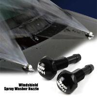 2pcs Windshied Wiper Washer Nozzle Spray car window Water Washer Nozzle