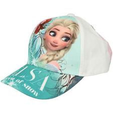Accessoires casquettes de base-ball rose pour fille de 2 à 16 ans
