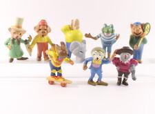 KKB Bank === 8 x Werbefiguren lustige Tiere Reklame Figuren hell