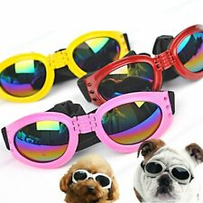 More details for  portable small dog sunglasses doggy goggles uv sun glasses eye wear protection