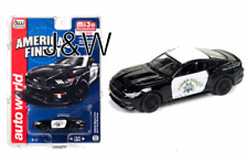 Auto World Ford Mustang 2017 CHP California Highway Patrol CP7475 1/64