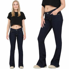 Indigo, Dark wash Low Rise L34 Jeans for Women