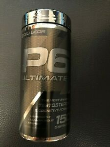 P6 Ultimate Black - 150 Capsules By Cellucor