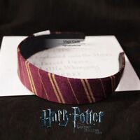 Universal Studios Wizarding World of Harry Potter Gryffindor Headband Cosplay