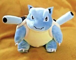 """Pokemon Blastoise 8"""" / 20cm Plush Soft Toy Teddy - BRAND NEW"""