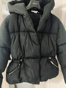 River Island Ladies Puffer Jacket Size 8 New