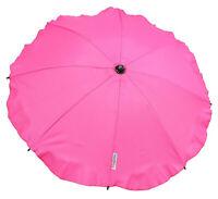 Universal Baby Parasol Umbrella Fit Quinny Buzz pushchair/pram Pink