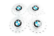 BMW 3 5 7 8 Series Z3 OEM Genuine 4 pcs Wheel Center Hub Cap Style 5 Cover 86-03