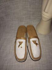 Sesto Meucci Slide Slip On Sandals Shoes Women 6M