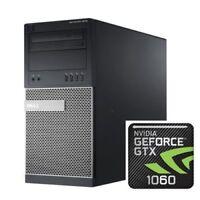 DELL Gaming PC Intel Core i5 3.6GHz GTX 1060 1TB HDD 16GB RAM Wi-Fi