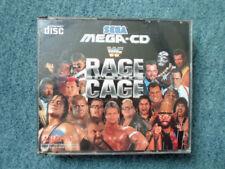 Sega Megadrive Mega-CD WWF Rage in the Cage Arena Jeu Vidéo