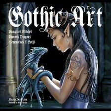 GOTHIC ART by Nicola Hen With Anne Stokes Jasmine Becket-Griffith Alchemy Gothic