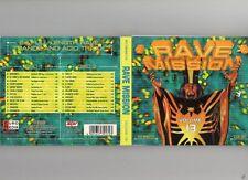 Rave Mission Volume 13 - 2CD - TECHNO ACID TRANCE HARD TRANCE