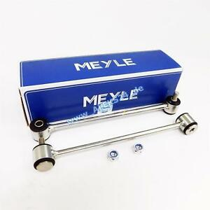 Meyle HD 2x Coupling Rod Sway BAR Reinforced for Mercedes E-Class W211 S211