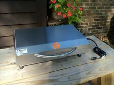 August Gourmet AG-E08430 Electric Portable Grill, 110V perfect for apartments