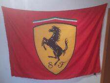 Ferrari Fahne Flagge Formel 1 Fanartikel 195cm x 140cm Original