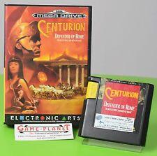 Centurion Defender of Rome Sega Megadrive  OVP Sammlung STR Strategie Römische