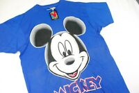 NWT Vintage 90s Mickey Mouse Unlimited T Shirt Oversize XL Single Stitch