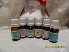 Set of Eight (8)  Floral Essential Oils Each Kit 100% Oils   15ml Each