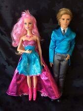 Barbie Princess & The Popstar Dolls - Singing Tori And Prince Liam