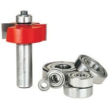 Freud 32-524 1-3/8-Inch (Dia.) Rabbeting Router Bit with Bearing Set