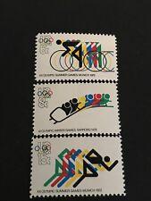 Scott #1460-62 MNH Set of 3-1972 Olympics