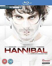 Hannibal - Season 2 [Blu-ray] [DVD][Region 2]