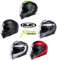 HJC i90 Davan Helmet Flip up Modular Inner Shield Glasses/Pinlock Ready XS-5XL
