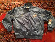 Vintage 90s Logo Athletic Detroit Lions Jacket Barry Sanders Men's XL