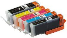 15 Compatible Canon CLI-551 / PGI-550 Ink Cartridges MG5650 MG6650