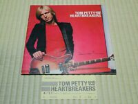 """Tom Petty"" and The Heartbreakers Tourbook Japan Tour 1980 Program with Ticket"