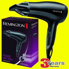Remington Salon Ceramic Ionic Secador De Pelo 2000w 2kw Concentrador d3010 secador de pelo