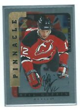 "1997 Pinnacle Bill Guerin #29 Devils ""AUTOGRAPHED"" Hockey Card WL6."