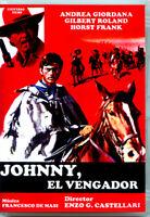 JOHNNY, EL VENGADOR (DVD PRECINTADO IMPORTACION) ANDRE GIORDANA - GILBERT ROLAND