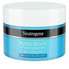 WOW NEW***Neutrogena Hydro Boost Hydrating Whipped Body Balm, 6.7 Ounce