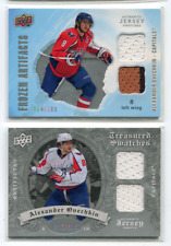 ROOKIE to NOW ALEXANDER OVECHKIN INSERTS, PARALLEL'S & SHORT-PRINT PICK SINGLES