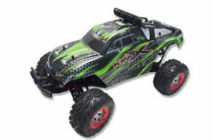 X-King AWD 1:12 Monstertruck Grün