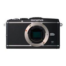 Near Mint! Olympus E-P3 12.3 MP Body Black - 1 year warranty