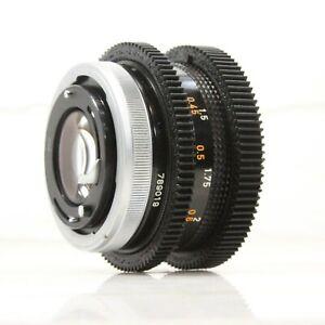 7-PACK KIT - OUTLAST Canon SSC 5mm Iris Gears Follow Aperture Gears FD Canon SSC