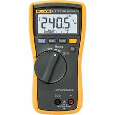 Fluke 113 True-RMS Utility Multimeter, Display Backlight, VCHEK LoZ Function