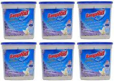DampRid Lavender Vanilla Refillable Moisture Absorber - 10.5oz cups - 6 PACK