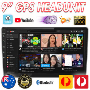 "XTRONS Android 10 9"" DSP Car Stereo 4G WIFI Auto Radio GPS OBD2 Youtube Video in"