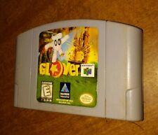 Glover (Nintendo 64, 1997) N64 Authentic OEM Video Game Cartridge