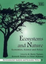 Ecosystems and Nature: Economics, Science and Policy (Environmental Analysis and