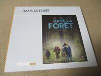 """DVD """"DANS LA FORET"""" Jeremie ELKAIM, Sophie QUINTON"""