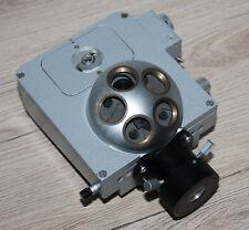 Leitz Microscope Microscope fluorescence Ploemopak - 5-bac Objectivement revolver