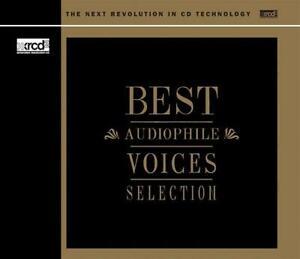 Best Audiophile Voices / Selection  XRCD2  Audiophile CD PR27978 Sieveking Sound
